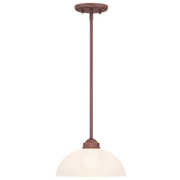 Livex Lighting Somerset 1 Light Pendant Light