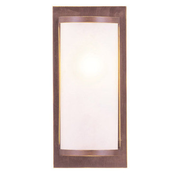 Livex Lighting Somerset 1 Light Sleek Wall Sconce