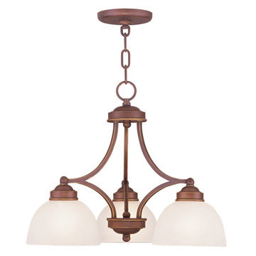 Livex Lighting Somerset 3 Down Light Chandelier