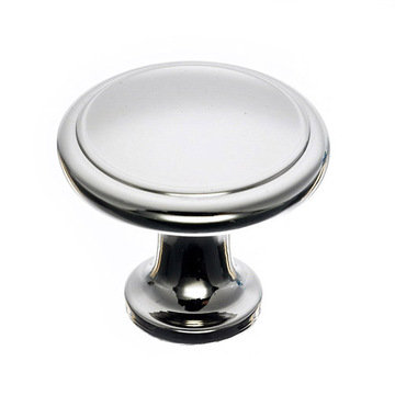 Top Knobs Asbury 1 1/8 Inch Ring Knob