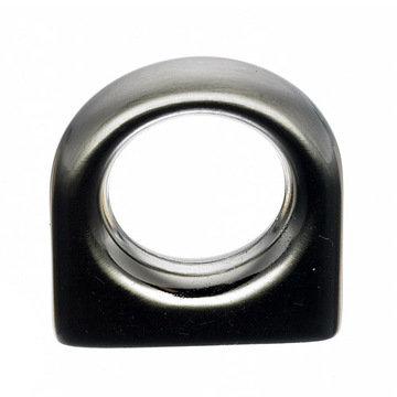 Top Knobs Nouveau Ii Flat Base Ring Pull