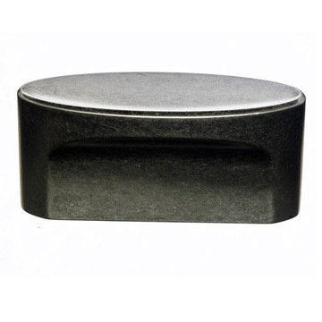 Top Knobs Sanctuary Oval Slot Knob