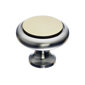 Top Knobs Somerset Split Finish Classic Knob