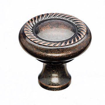 Top Knobs Somerset II Swirl Cut Knob