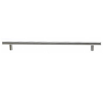 Top Knobs Stainless Solid Bar Pull