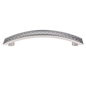 Top Knobs Trevi Crest Pull