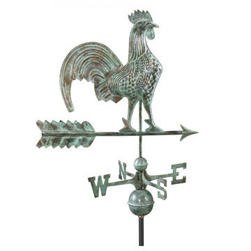 Good Directions 25 Inch Rooster Full Size Standard Weathervane