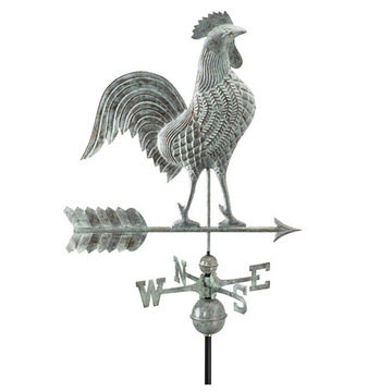 Good Directions 27 Inch Rooster Full Size Standard Weathervane