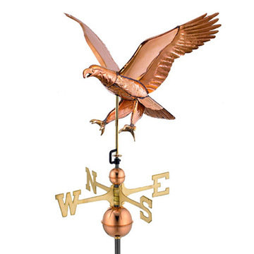 Good Directions Attack Eagle Full Size Standard Weathervane