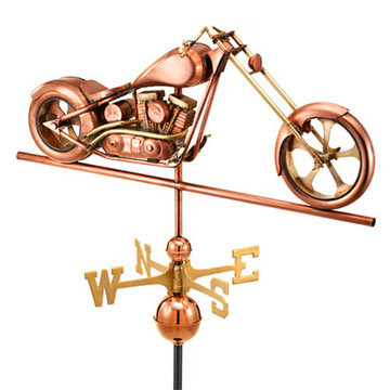 Good Directions Chopper Full Size Standard Weathervane