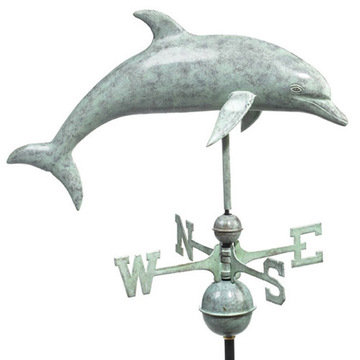Good Directions Dolphin Full Size Standard Weathervane
