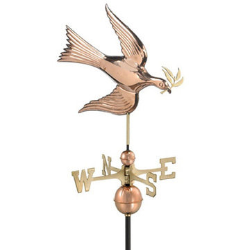 Good Directions Dove Full Size Standard Weathervane