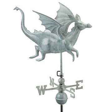 Good Directions Dragon Full Size Standard Weathervane