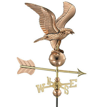 Good Directions Eagle Cottage Or Garden Weathervane