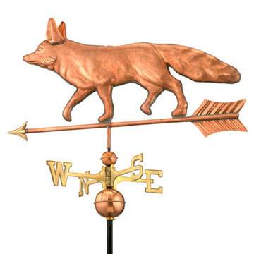Good Directions Fox Full Size Standard Weathervane