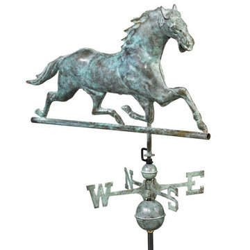 Good Directions Horse Full Size Standard Weathervane