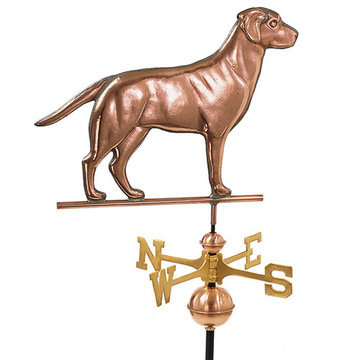Good Directions Labrador Full Size Standard Weathervane