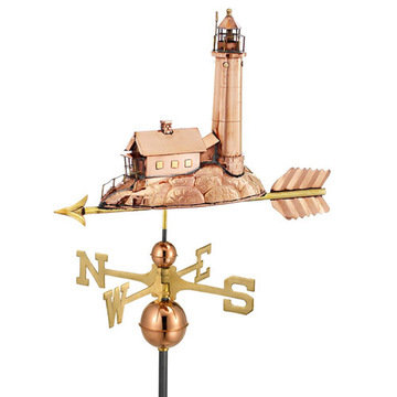 Good Directions Lighthouse Full Size Standard Weathervane
