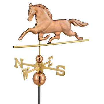 Good Directions Patchen Horse Full Size Standard Weathervane