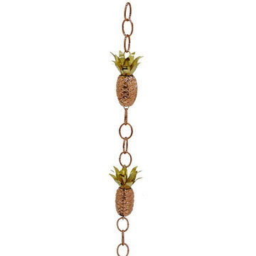 Good Directions Pineapple Rain Chain
