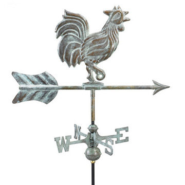 Good Directions Rooster Cottage Or Garden Weathervane