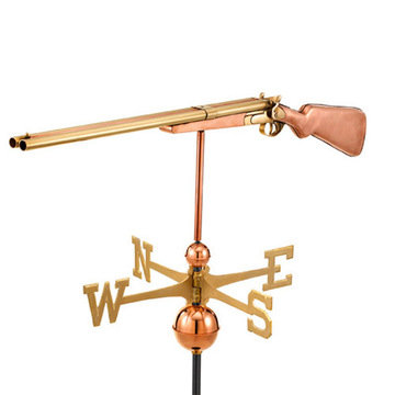 Good Directions Shotgun Full Size Standard Weathervane