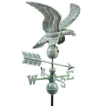 Good Directions Smithsonian Eagle Full Size Standard Weathervane