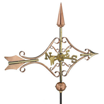Good Directions Victorian Arrow Cottage Or Garden Weathervane