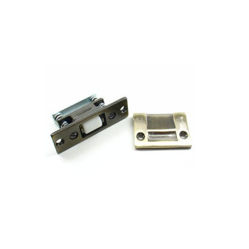 Idh By St. Simons Square Strike For Heavy Duty Silent Roller Latch