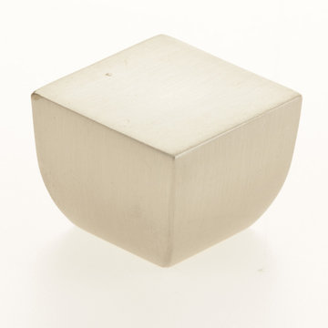Contemporary Small Square Knob
