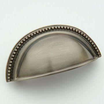 Classic Brass Savannah Collection Cup Bin Pull