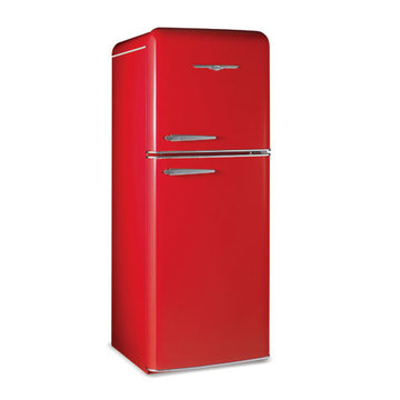 Elmira Northstar Model 1951 Top Mount Retro Refrigerator
