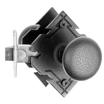 Acorn Adobe Knob Latch Set For Interior Doors