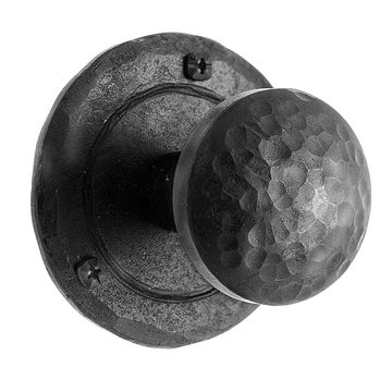 Acorn Dummy Knob With Round Rose