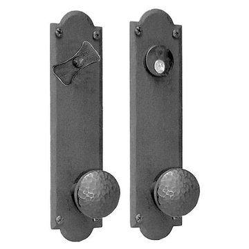 Acorn Exterior Entry Set For Pre-Drilled Door