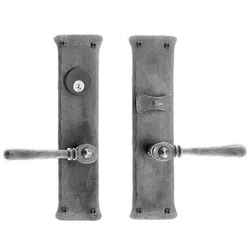 Acorn Mortise Lock Entrance Door Set With Levers