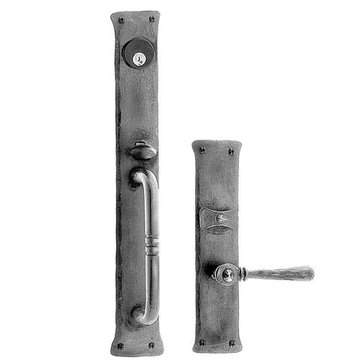 Acorn Mortise Lock Handle To Lever Entrance Door Set