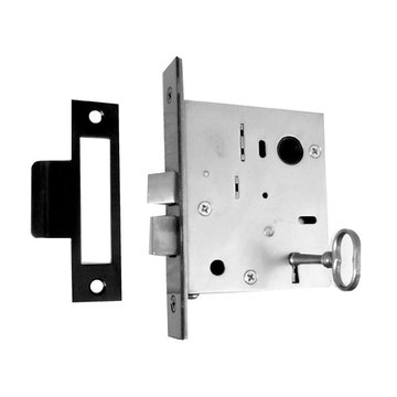 Acorn Mortise Skeleton Lock For Use With Knob