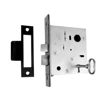 Acorn Mortise Skeleton Lock For Use With Lever