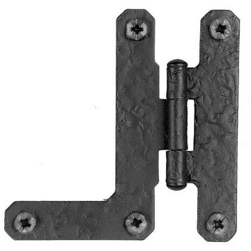 Acorn Rough Flush Hl Hinge