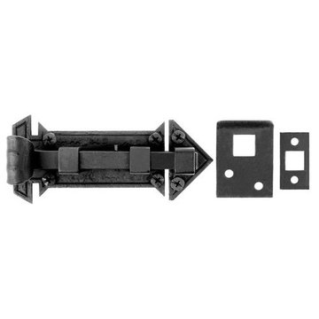 Acorn Square Bolt - 4 Inch