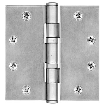 Acorn Stainless Steel Butt Hinges With Bearings