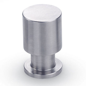 Acorn Stainless Steel Philosophy Collection Baudrillard Knob