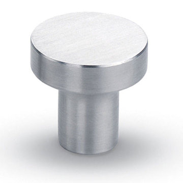 Acorn Stainless Steel Philosophy Collection Foucault Knob