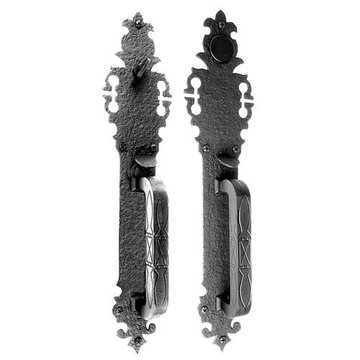 Acorn Warwick Double Handle Lock Set For Unusual Size Residential Doors