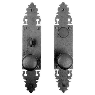 Acorn Warwick Entrance Door Lock Set