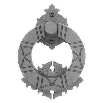 Acorn Warwick Ring Door Knocker - 7 3/4 Inch