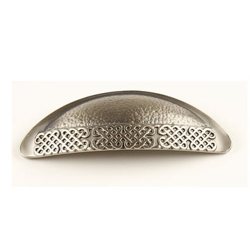 Century Hardware Highlander Celtic Die Cast Cup Pull - 3 Inch