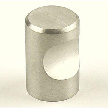 Century Hardware Stainless Steel Round Knob - 3/4 Inch