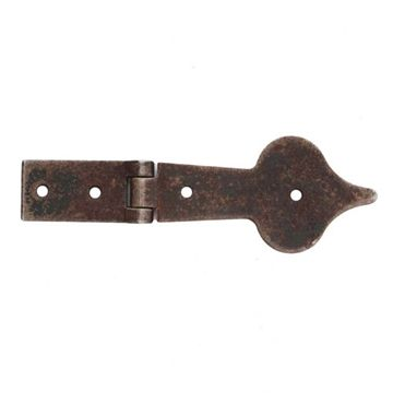 Classic Hardware Classic Iron Short Spade Hinge